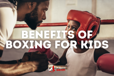 Benefits of Boxing for Kids