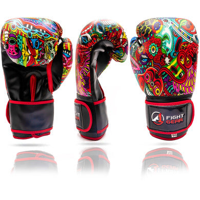 A1 FIGHT GEAR ELYSIUM GLOVES - A1 Fight Gear