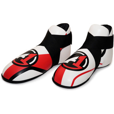 A1 Kickboxing Footpads - Velocity Range - A1 Fight Gear