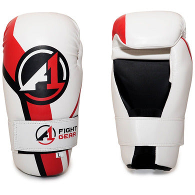 A1 Open Hand Gloves - Velocity Range - A1 Fight Gear