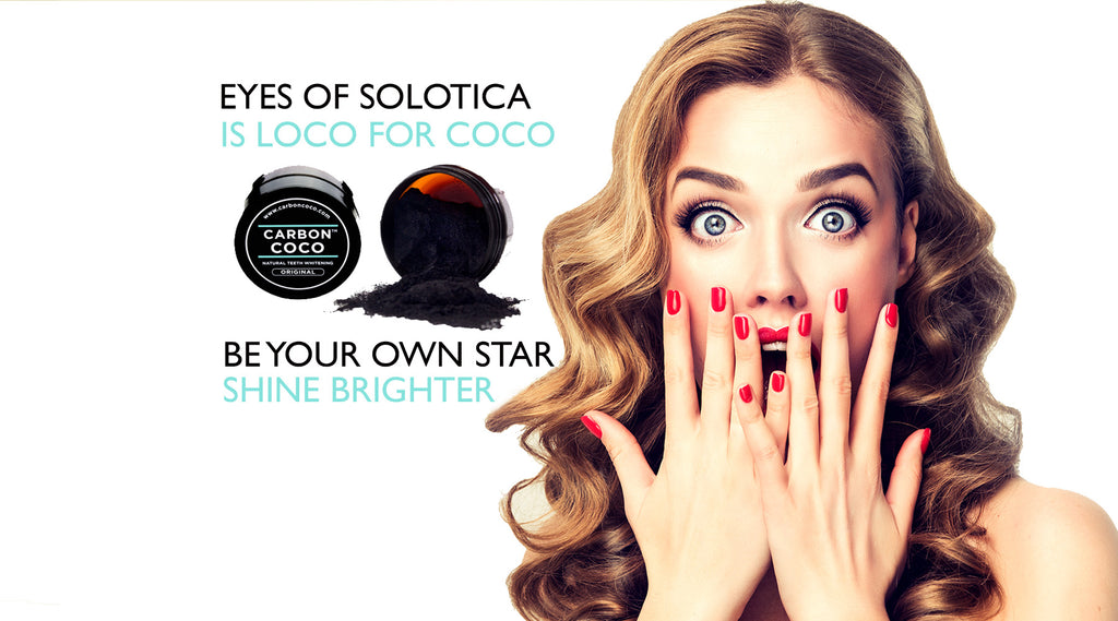 Stuck for Christmas Gifts? Try Carbon Coco x Eyes of Solotica