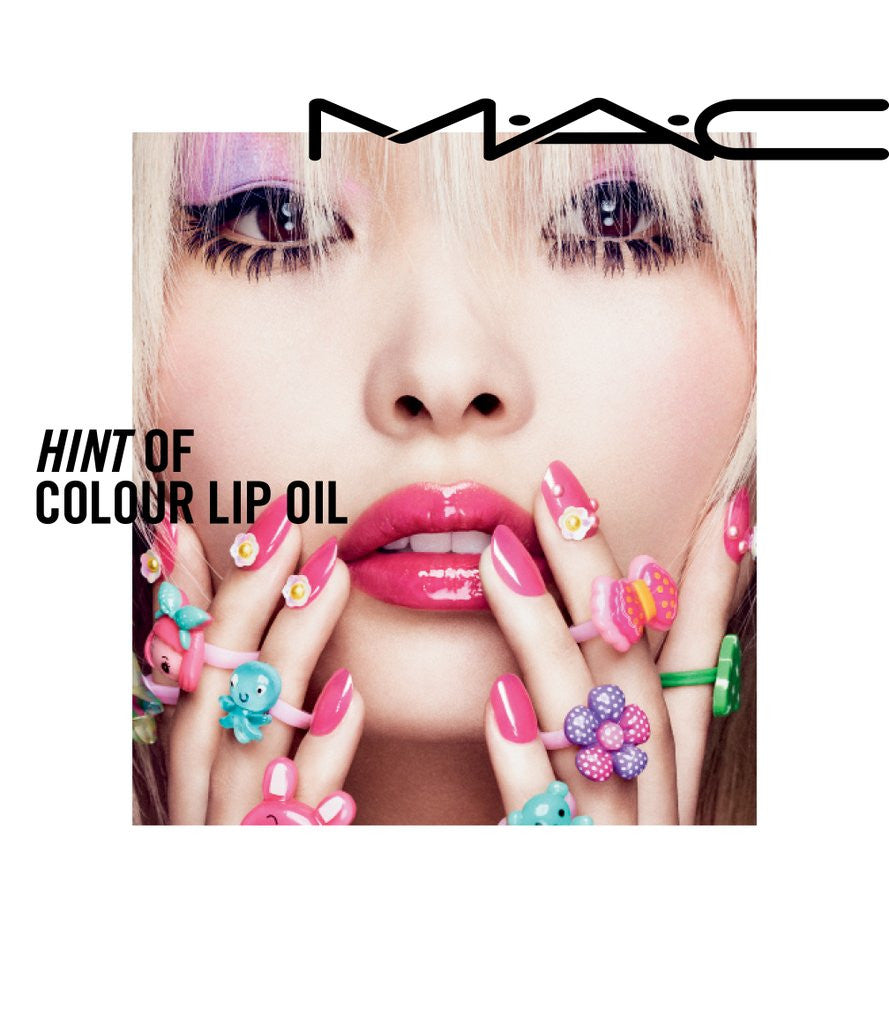 MAC Cosmetics Hint of Lip Colour Oil: This Year's LUST have.