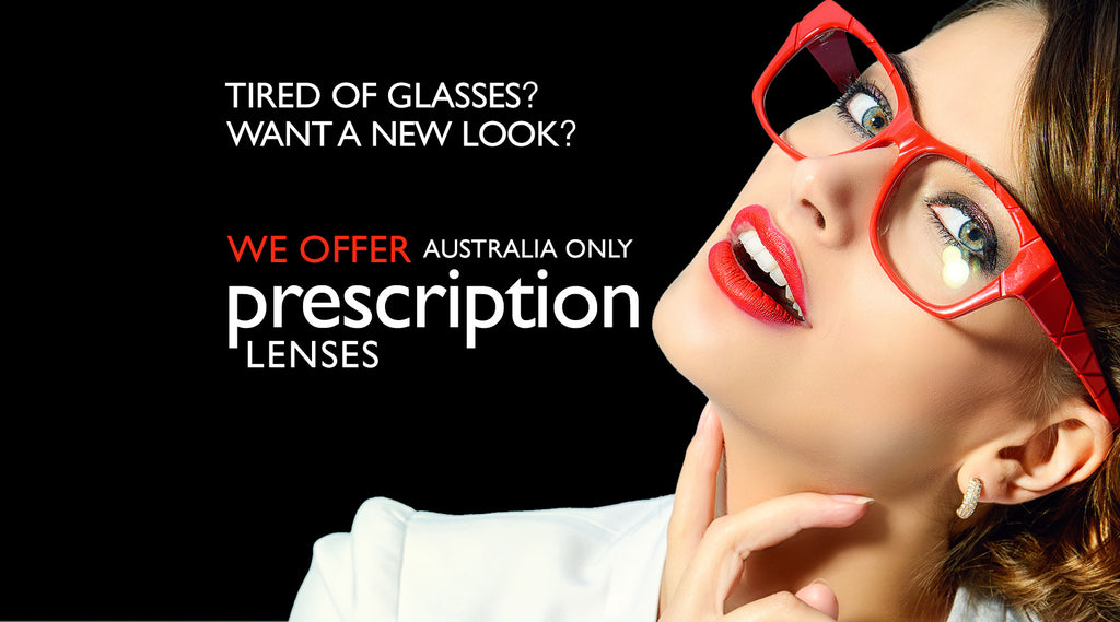 Tired of Wearing Glasses? Try Solotica Yearly Prescription Lenses
