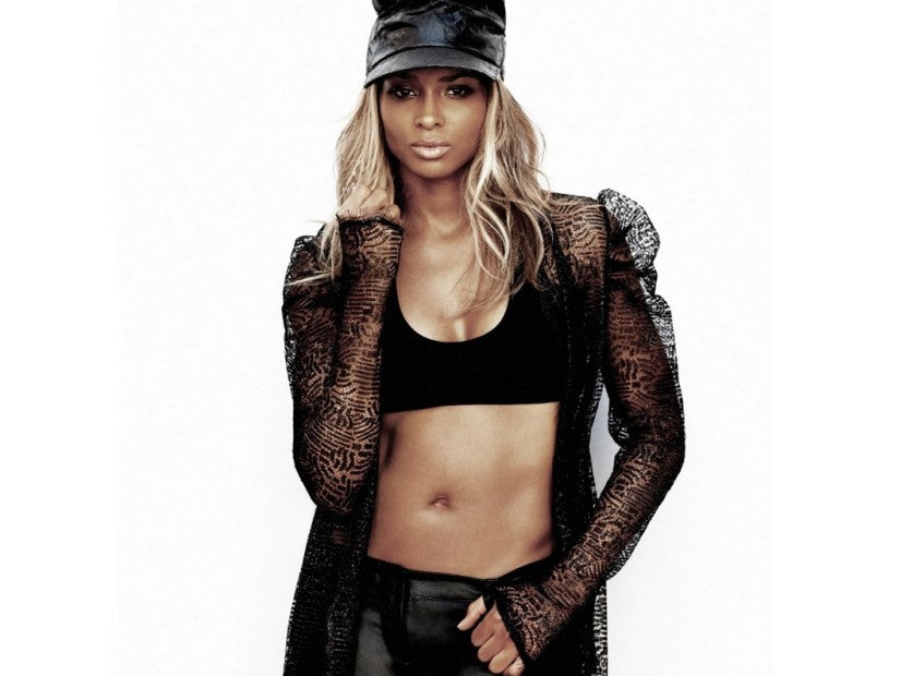 Monday Motivation: Ciara
