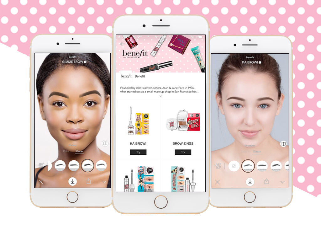 Now You CAN Have the Perfect Brows Thank To Benefit Cosmetics