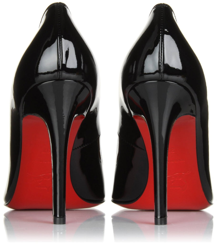 The Louboutin Red Sole...Your New Beauty Blender?!