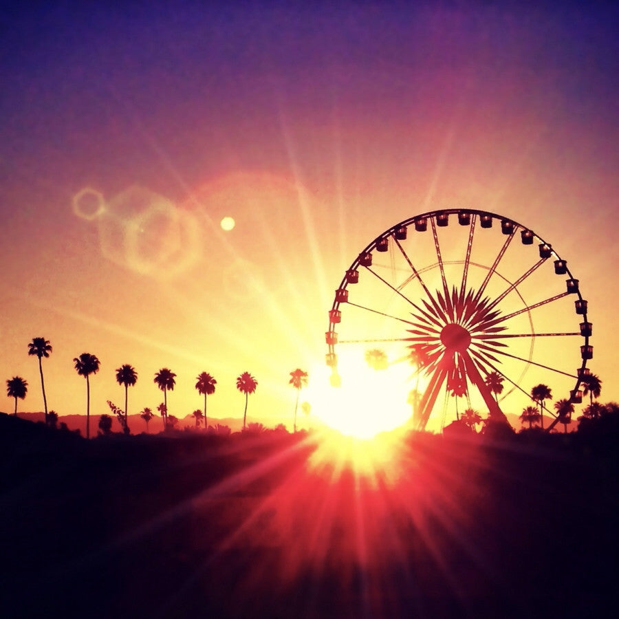 Coachella: Where Magic Happens.