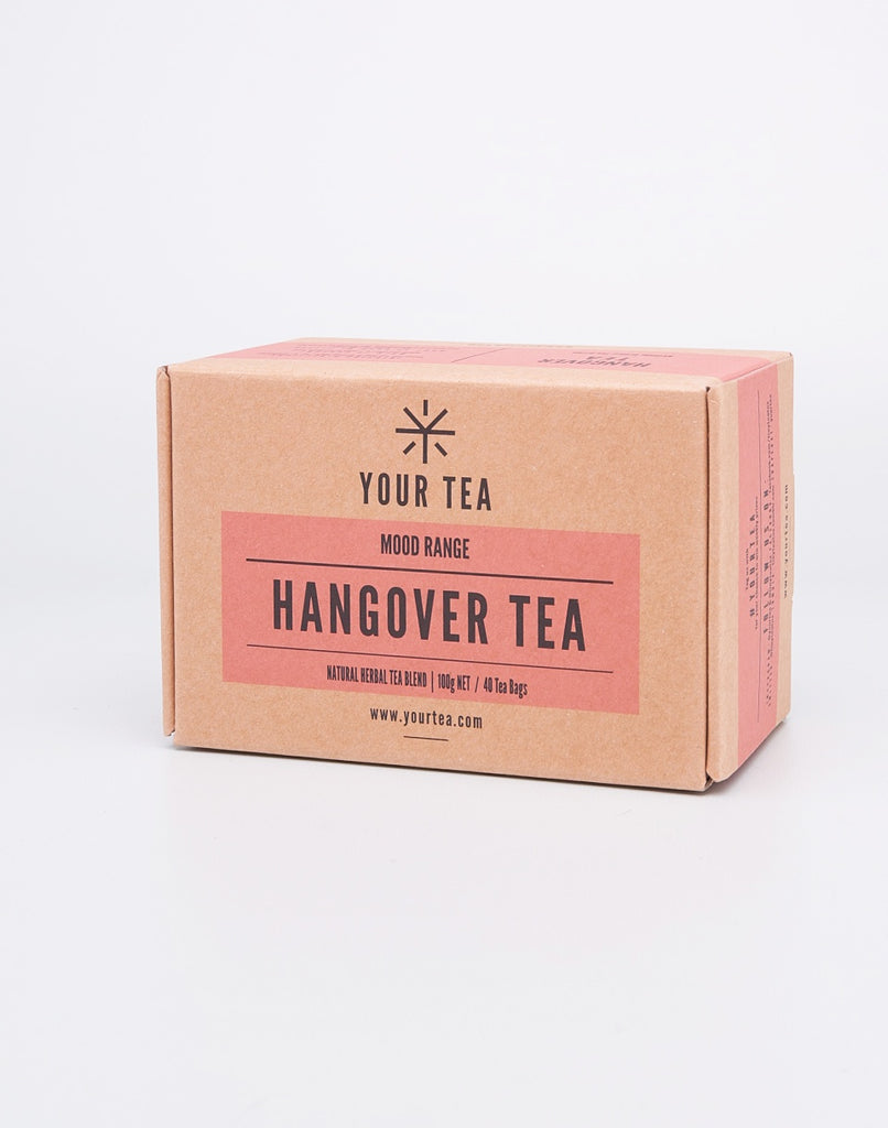 What Hangover? Your Tea To The Rescue