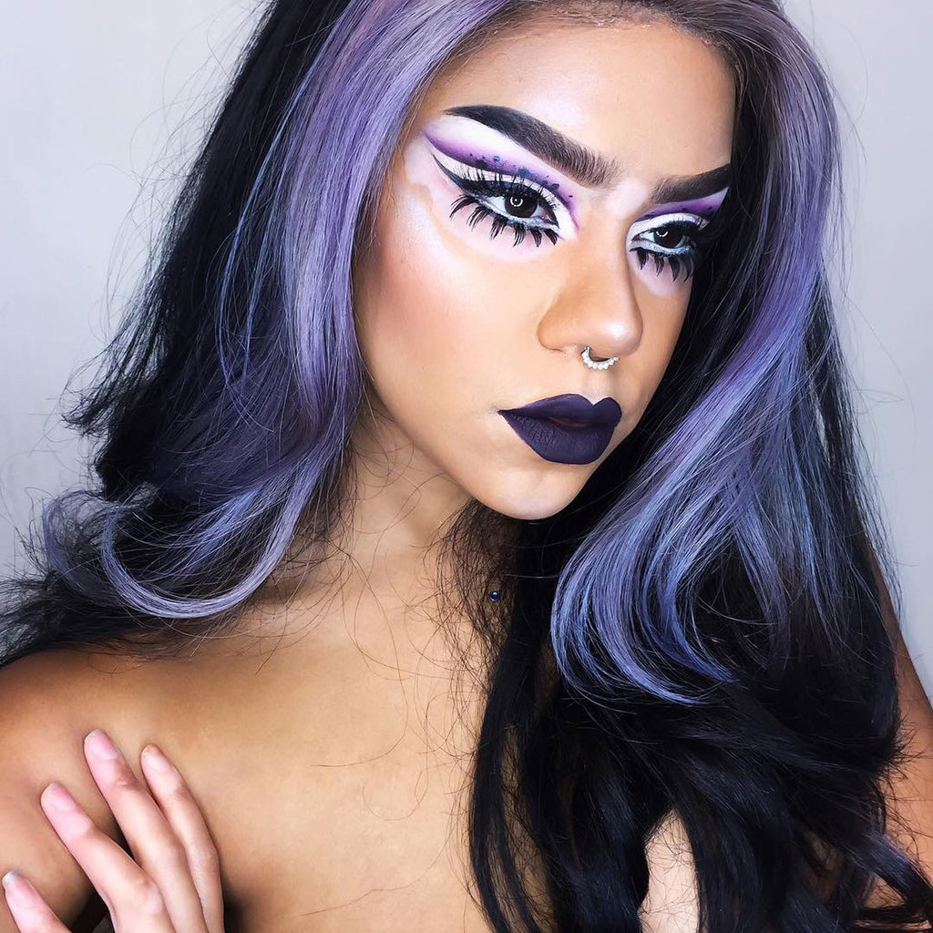 Beauty By All Means, Halloween Makeup Inspiration On Point