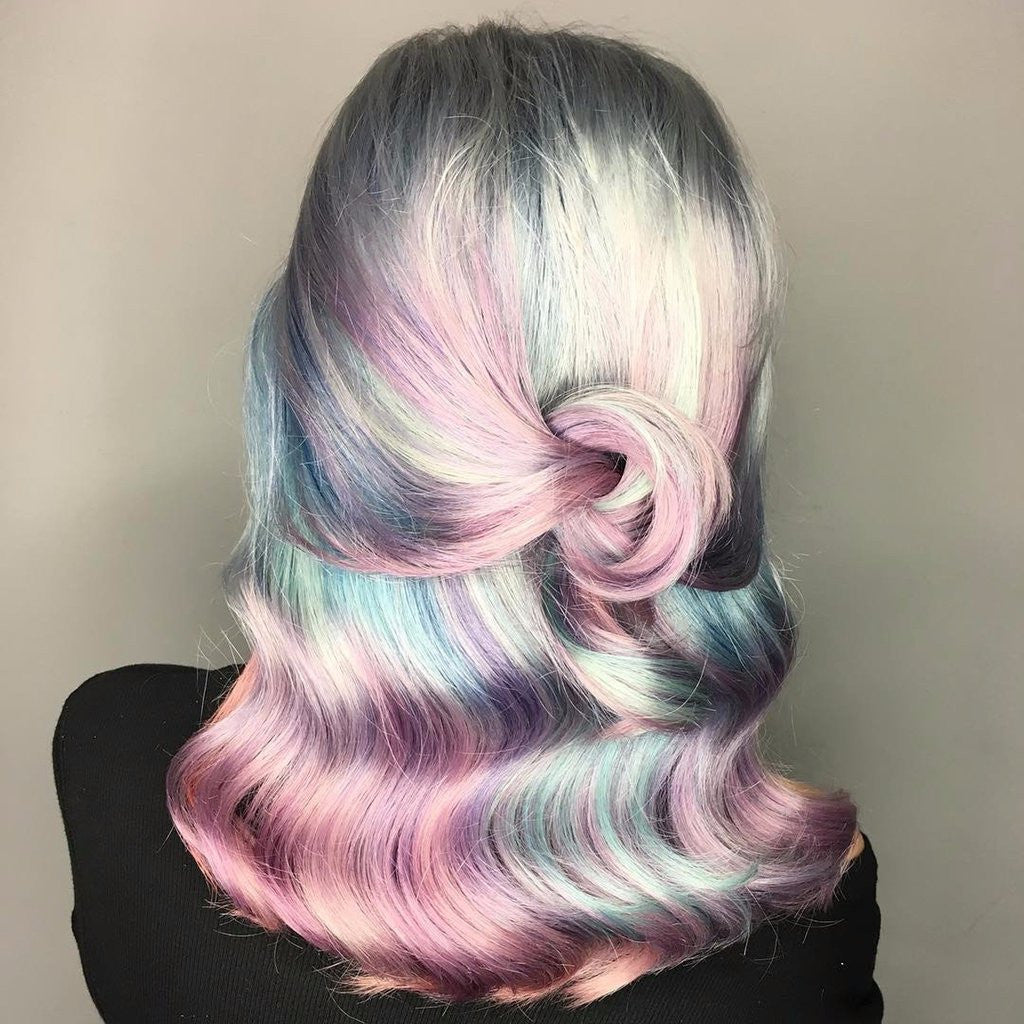 Pearlescent Hair IS The New My My Little Pony.