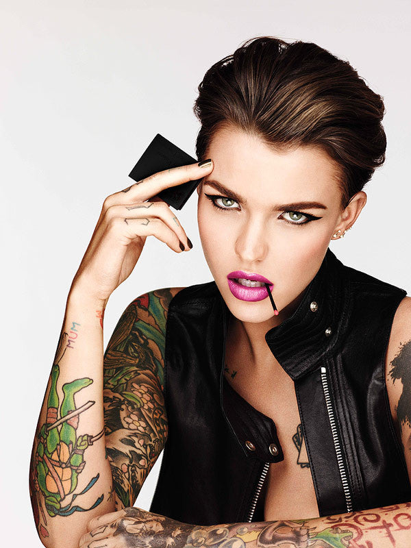 Ruby Rose: Two Thorns and A Hell of A Lot of #WCW