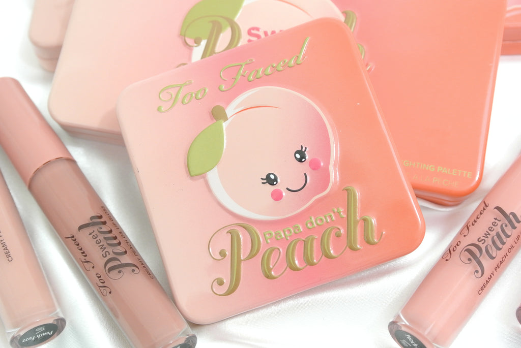 Life Is Just Peachy Thanks to Too Faced Cosmetics