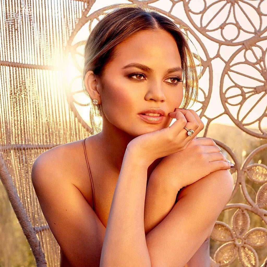 The PERFECT Summer Glow; Chrissy Teigen x Becca