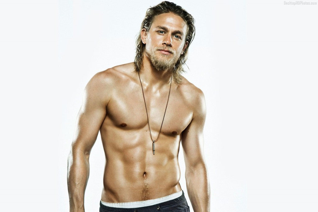 Charlie Hunnam, Just Delicious Really