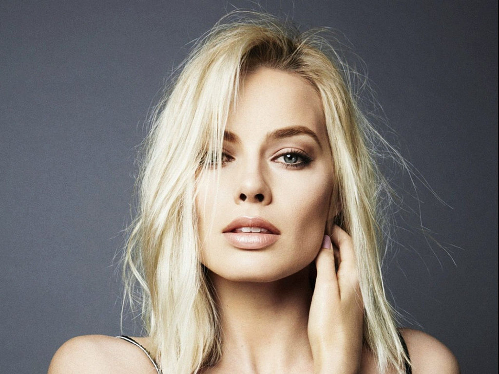 Two Words; Margot Robbie