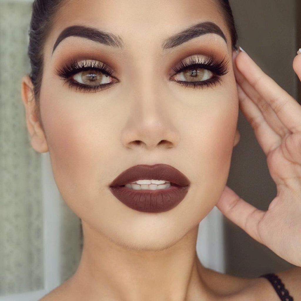 Hottest Autumn Lip Trends