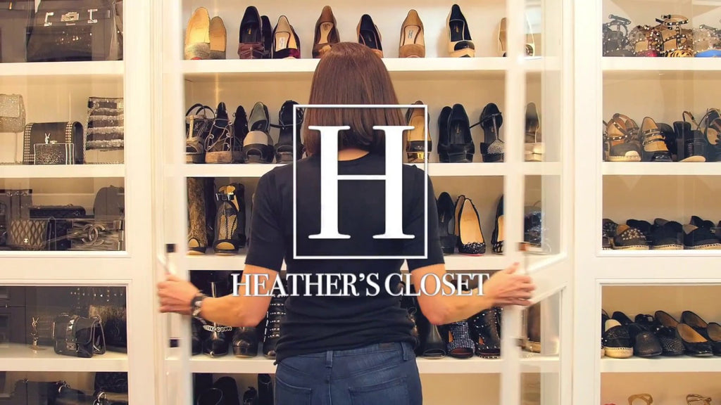 Heather Dubrow; The Worlds Most Luxurious Wardrobe.