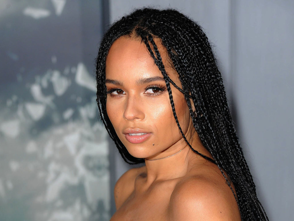 Three Words; Zoe. Isabella. Kravitz
