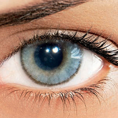 Eyes Of Solotica Natural Colours Ice Coloured Contact Lenses