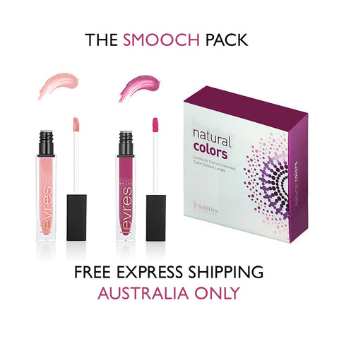"The ""Smooch Natural Pack"""