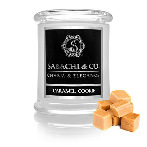 Sabachi & Co Caramel Cookie Soy Candle