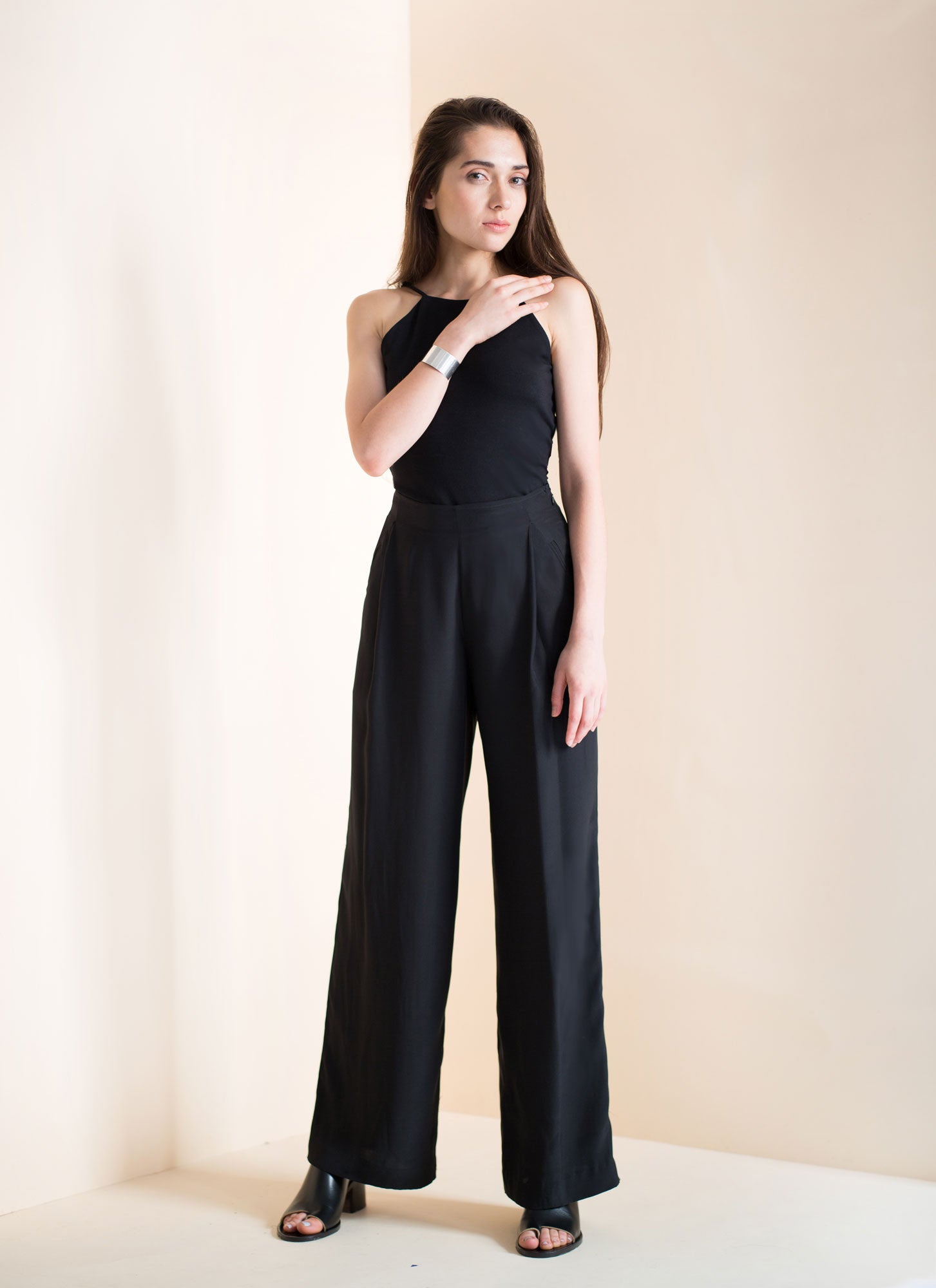 Wholesale Amelia Pant | Black