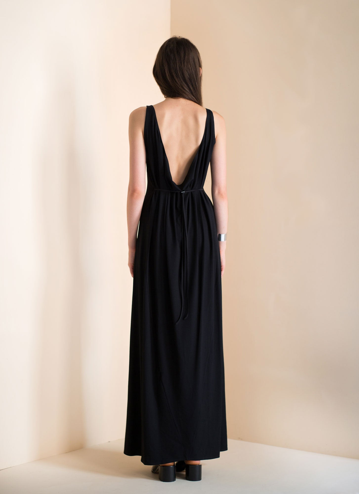 Wholesale Ava Maxi | Black