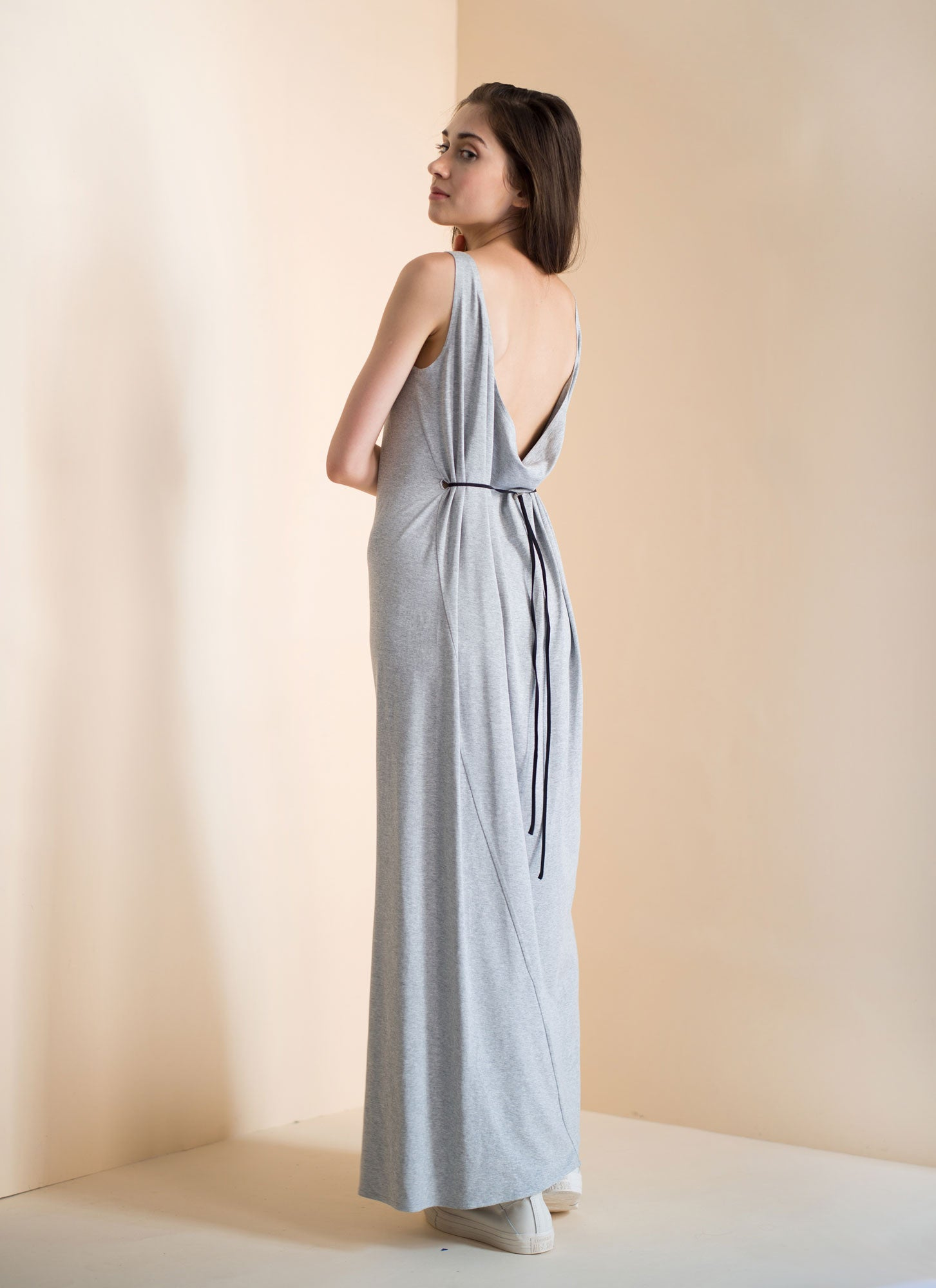 Wholesale Ava Maxi | Heather Grey