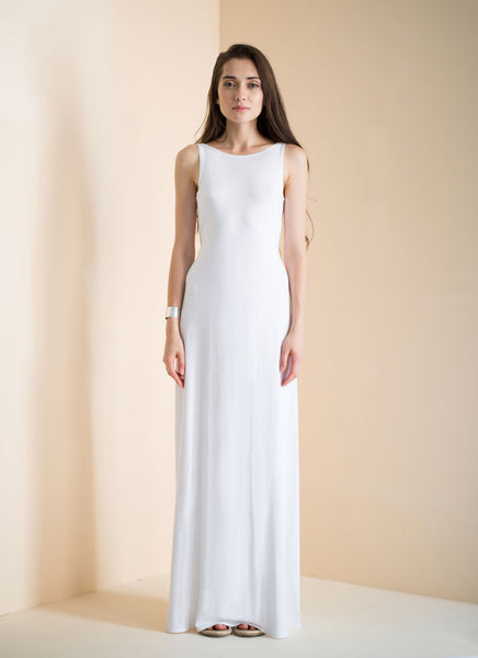 Wholesale Ava Maxi | White