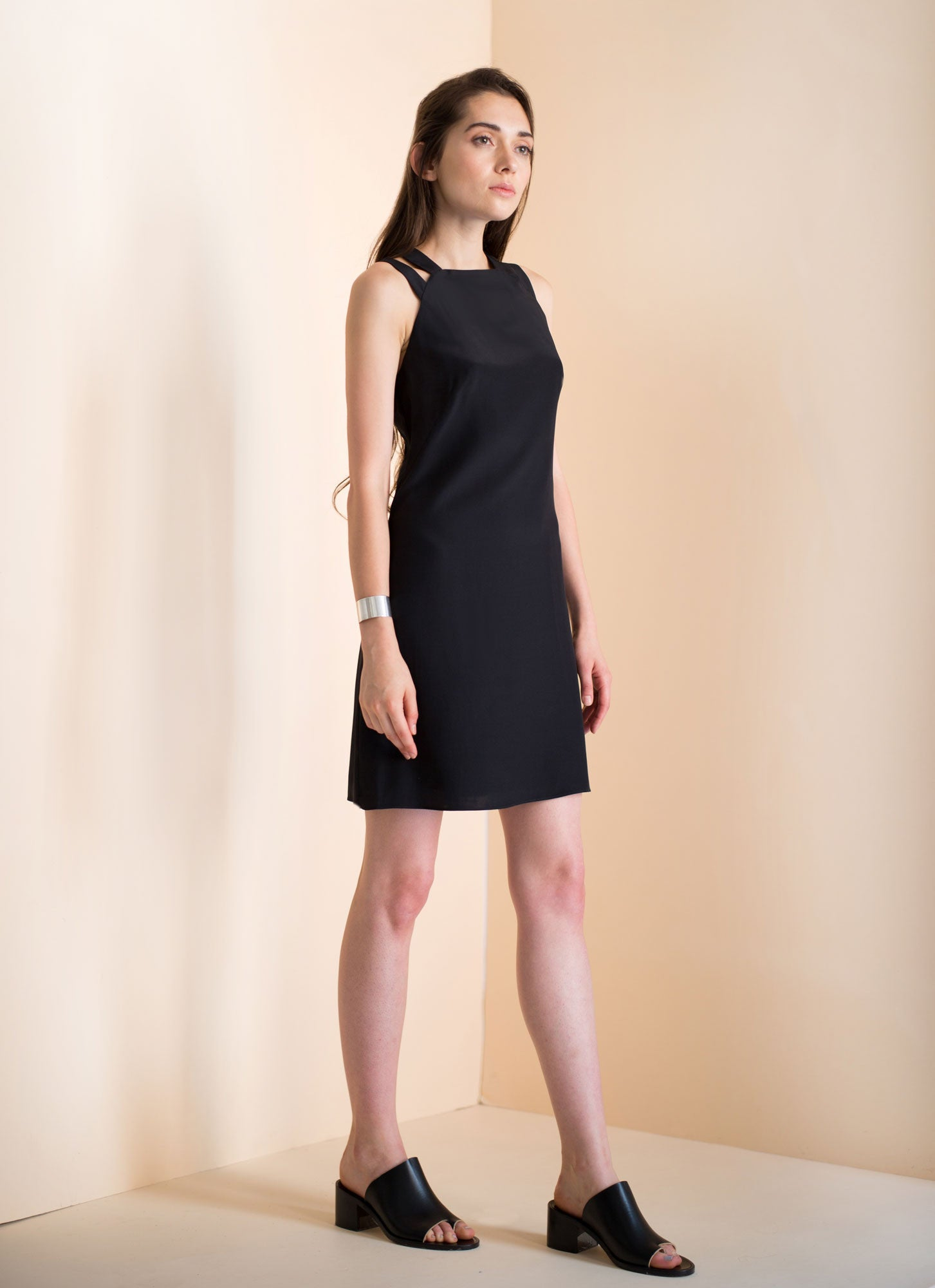 Wholesale Charlotte Dress | Black