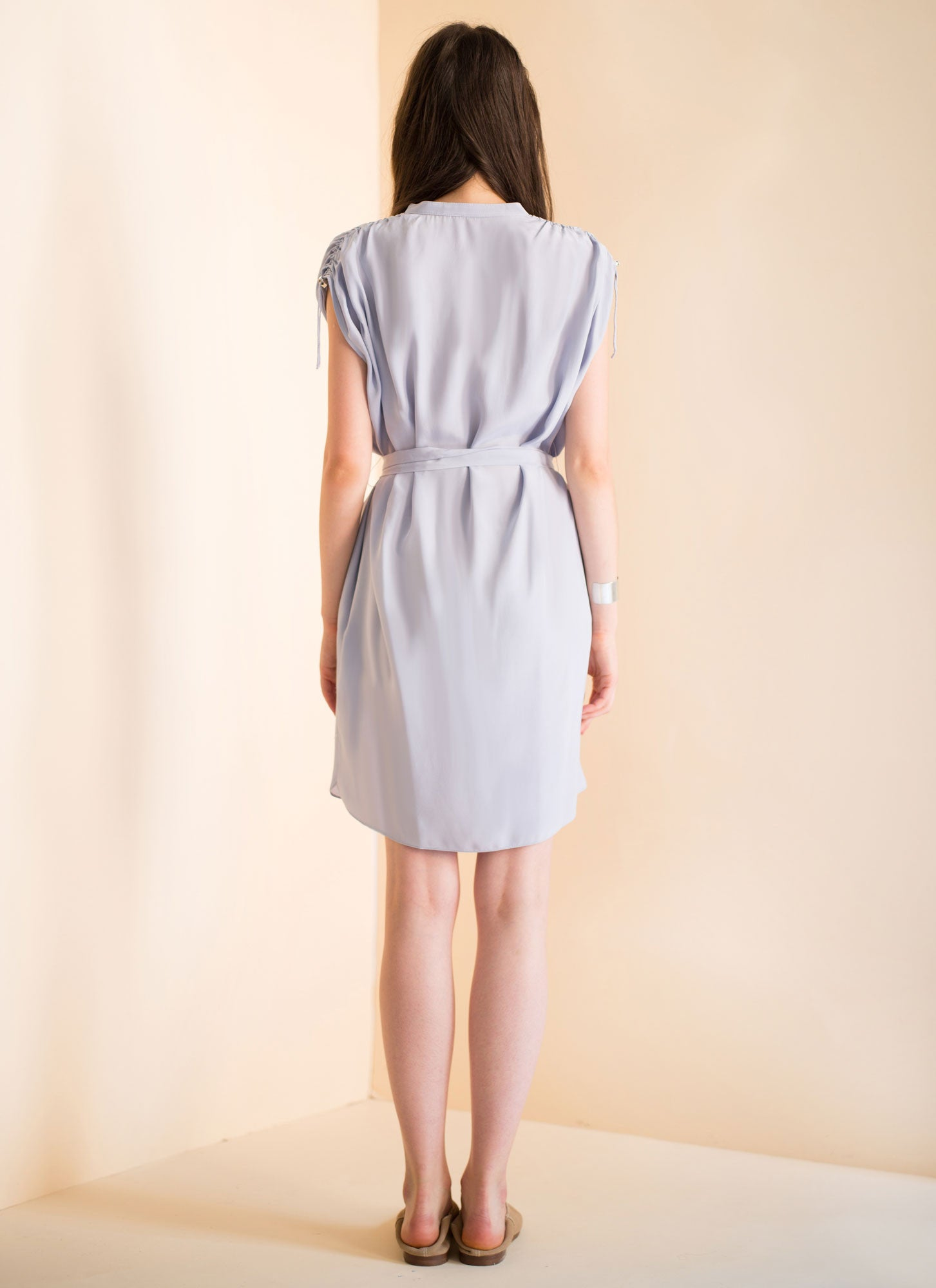Wholesale Harper Dress | Sliver