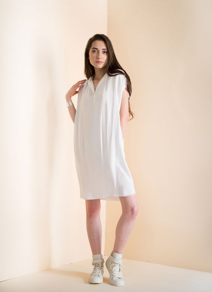 Wholesale Harper Dress | White