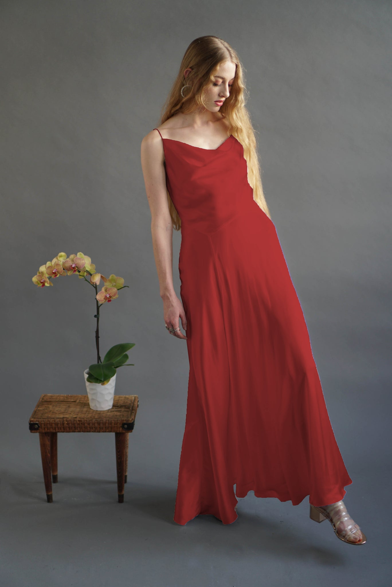 Wholesale Maya Maxi | Silk
