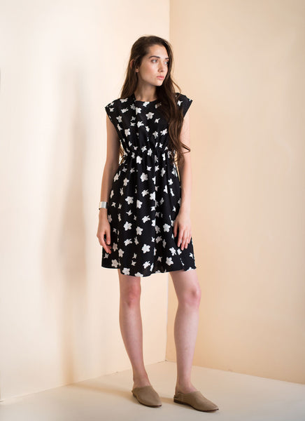 Mia Dress | Sakura Print