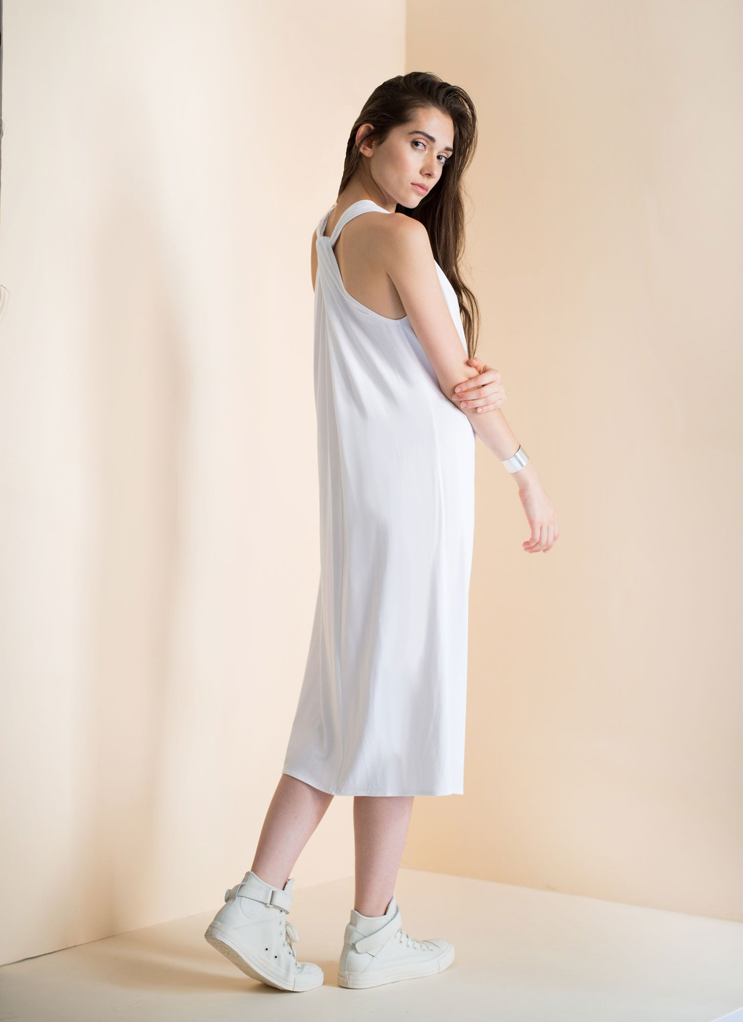 Wholesale Olivia Dress | White