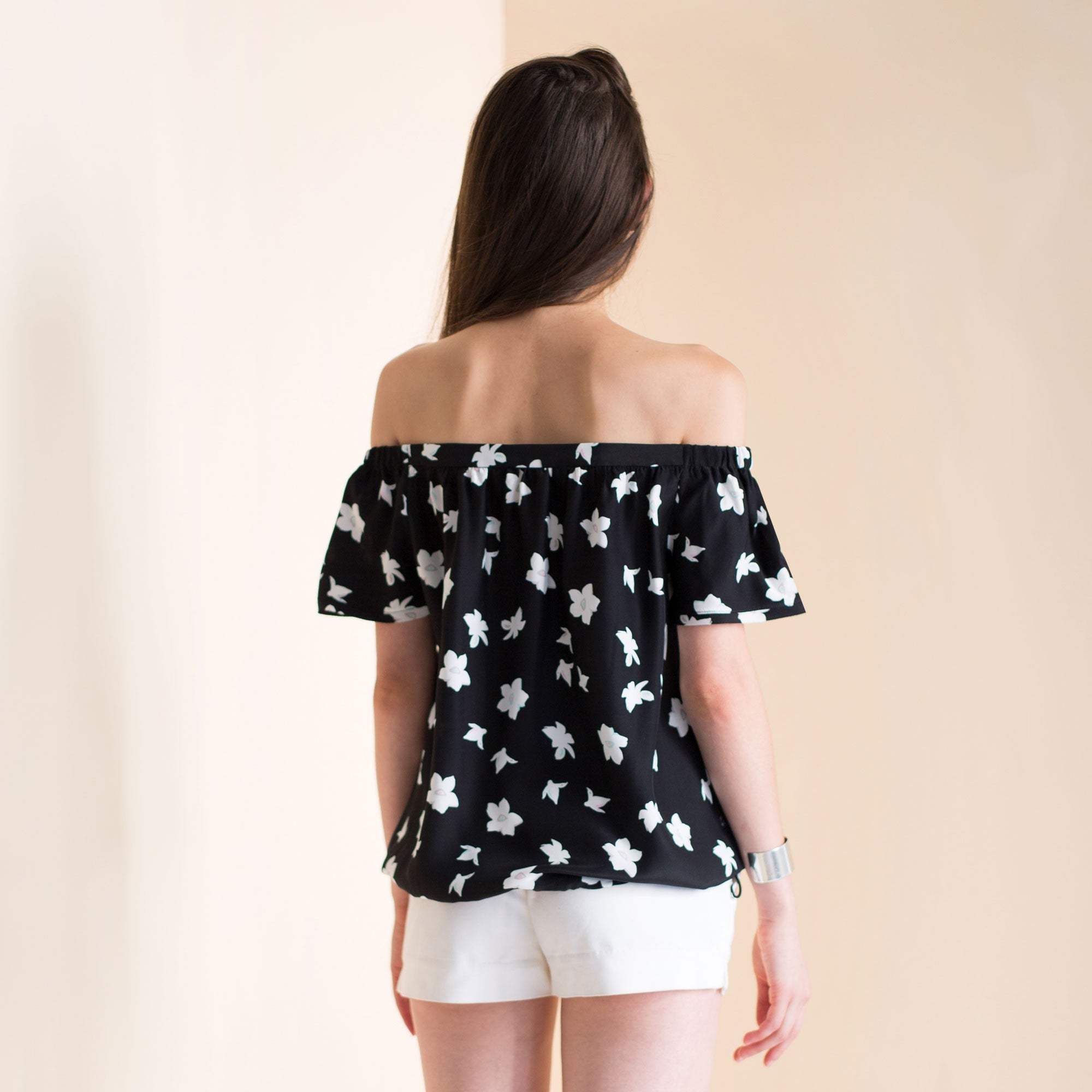 Wholesale Abigail Top | Print