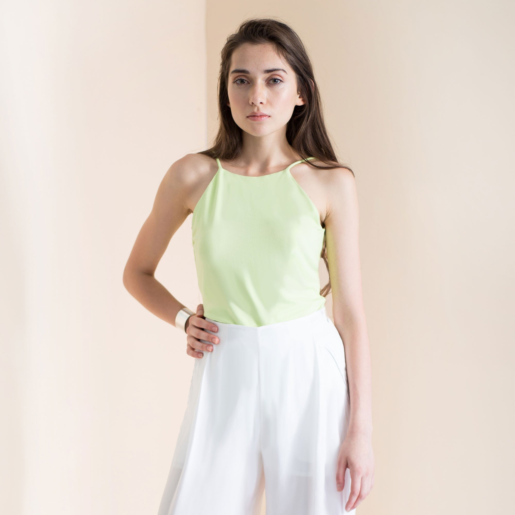 Wholesale Ema Top | Lime