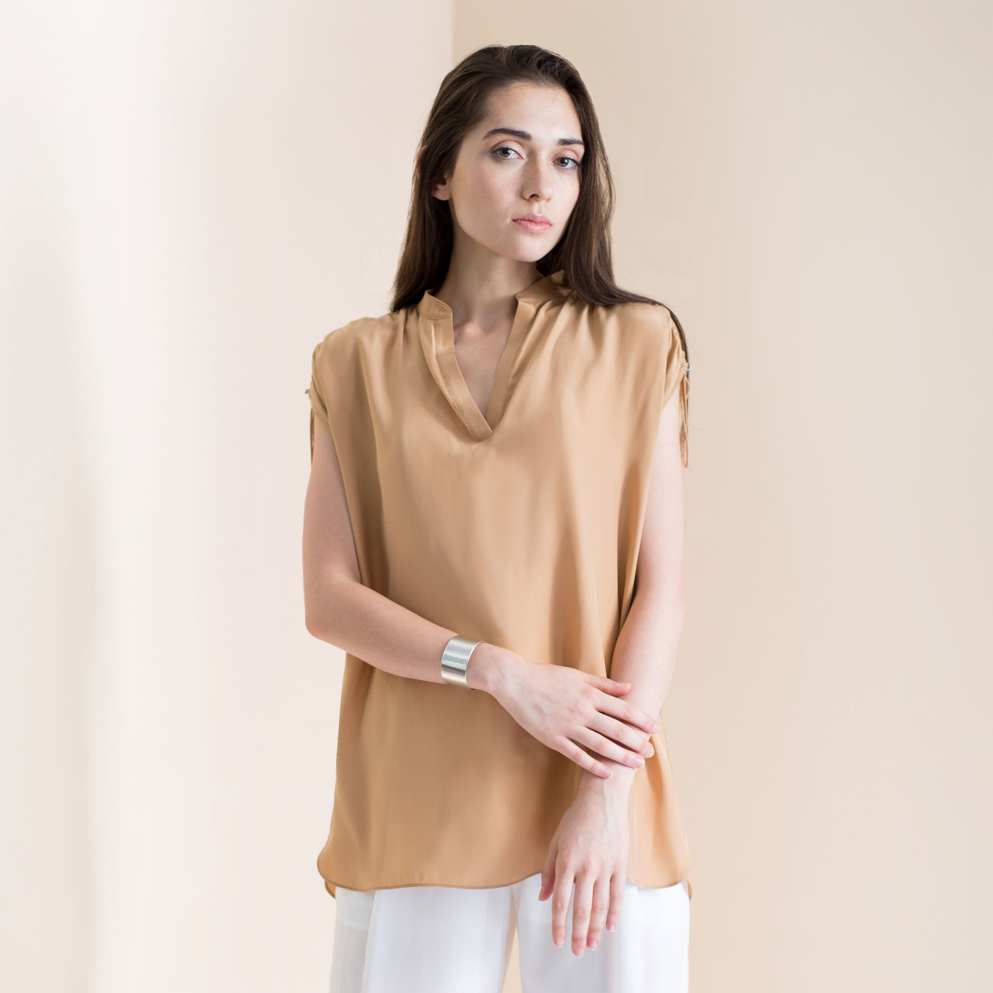 Wholesale Sophia Top | Khaki