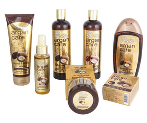 Argan Oil Toiletries