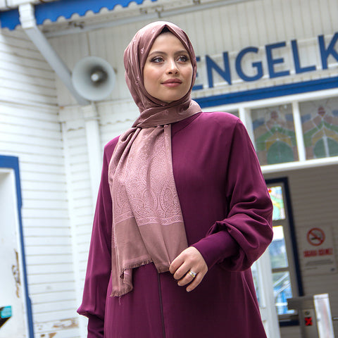 Nusra Reversible Shawl