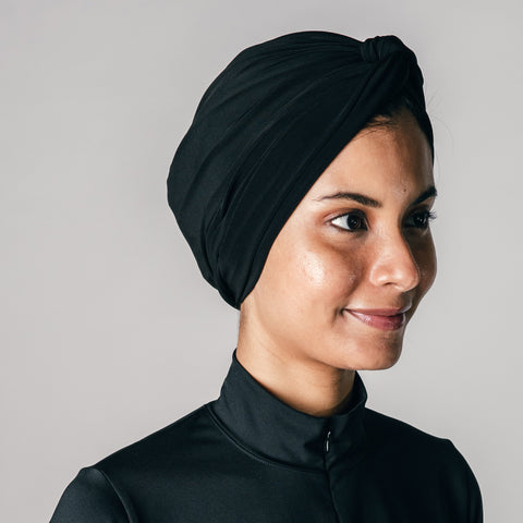 TTCbasics Turban (Black)
