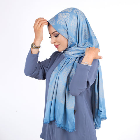 Ava Reversible Shawl