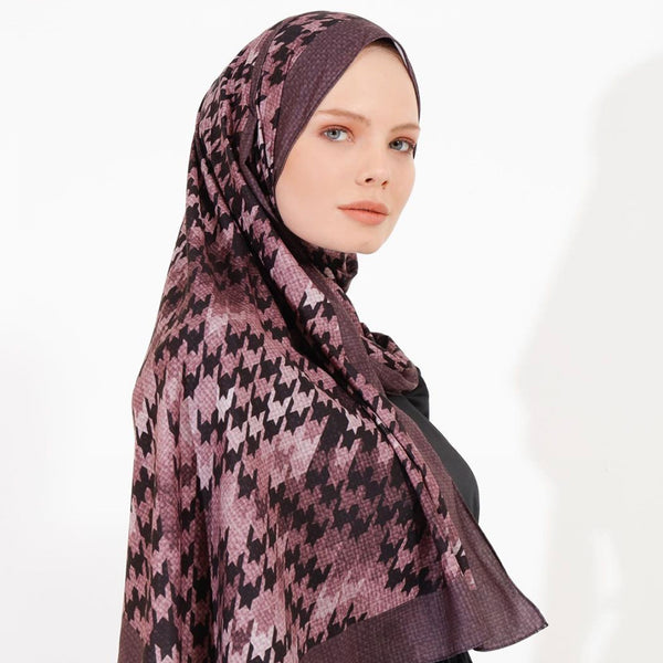 Naya Shawl (Purple)