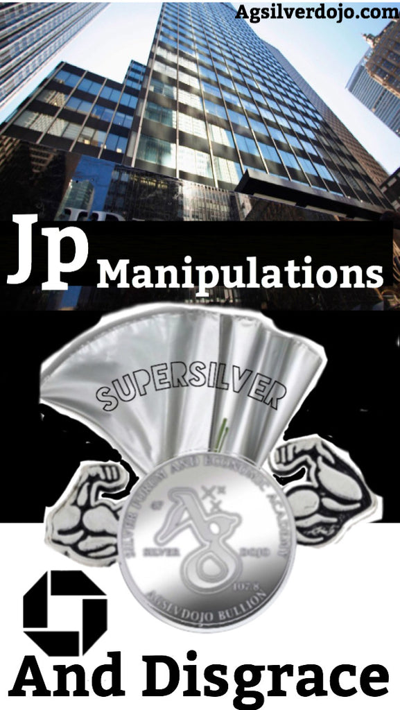 JP MANIPULATIONS AND DISGRACE
