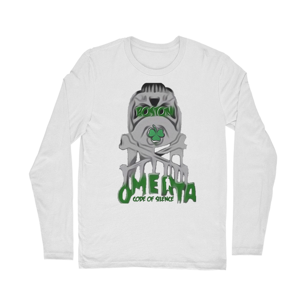 OMERTÀ Classic Long Sleeve T-Shirt