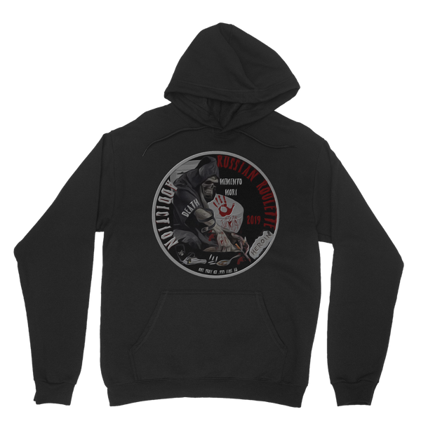 ADDICTION RUSSIAN ROULETE Classic Adult Hoodie
