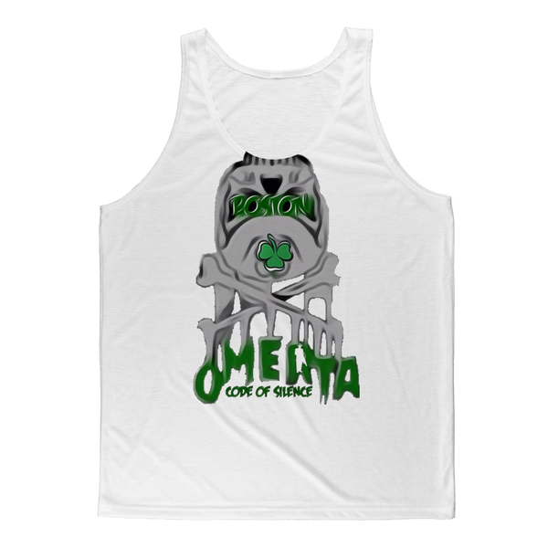 OMERTÀ Classic Sublimation Adult Tank Top
