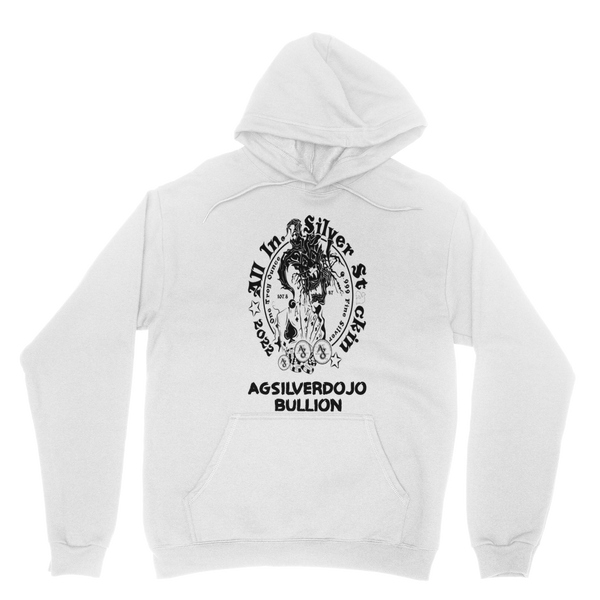 ALL IN SILVER STACKIN Classic Adult Hoodie