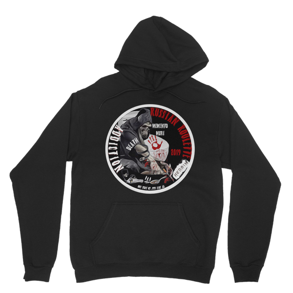 ADDICTION RUSSIAN ROULETTE Classic Adult Hoodie