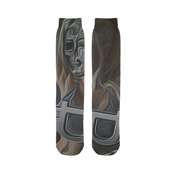.999 BTC FINE Sublimation Tube Sock